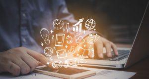 Las empresas ahora usan más las redes sociales
