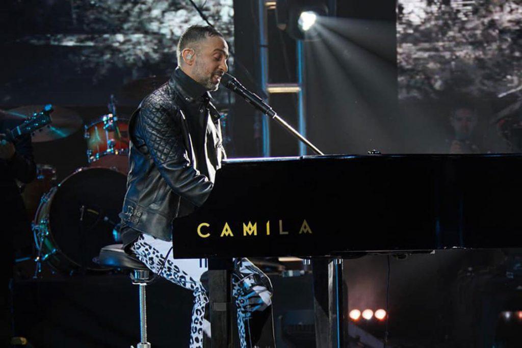 Camila presentó su nuevo sencillo