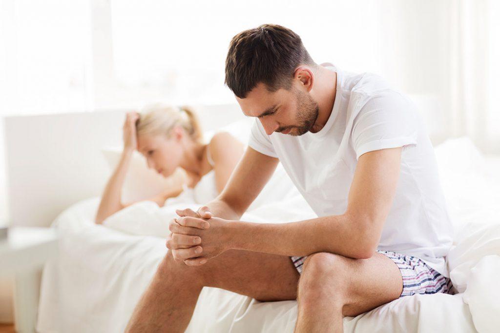 Disfunción sexual en la pareja