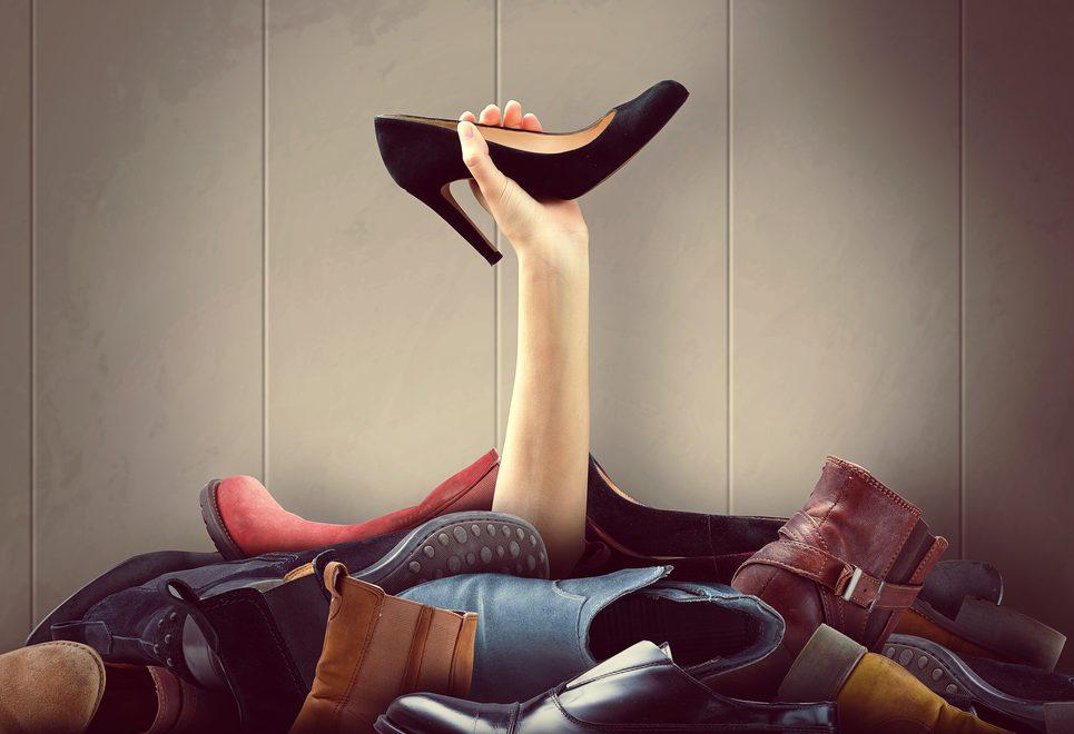 Conoce la tendencia en zapatos