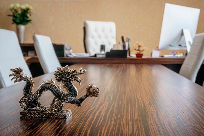 Feng Shui Empresarial