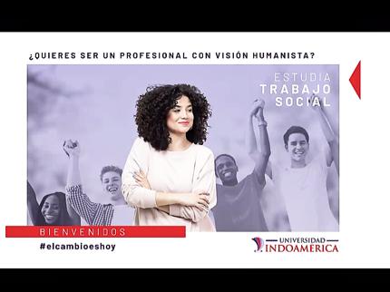 LA CARRERA DE TRABAJO SOCIAL ES PARTE DE LA FORMACIÓN DE EXCELENCIA