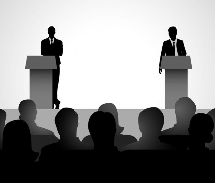 el debate presidencial mas alla de la politica