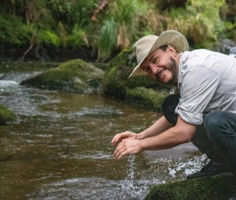 Christian Norris, comunicador, Kaytreck, Fm Mundo, turismo Ecuador, turismo rural
