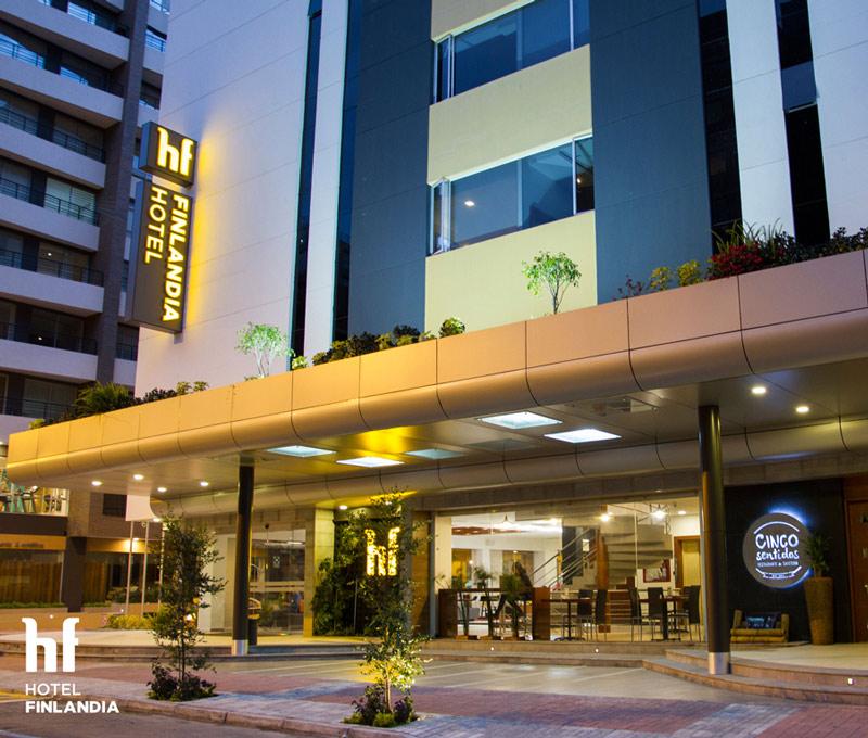 Hotel Finlandia, Sitio Recomendado, gastronomía, turismo, Ecuador