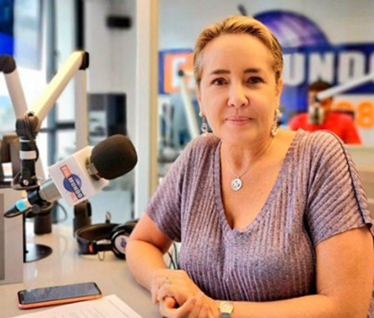 Luz Elena Coloma, Fm Mundo, Concejala Quito, Quito