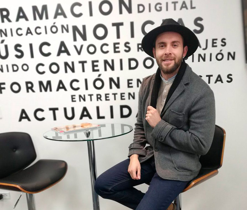 cantante ecuatoriano pablo jara