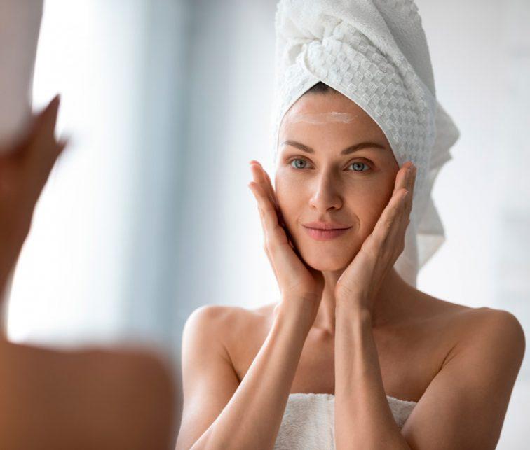 cuidados de la piel a partir de los 30 años