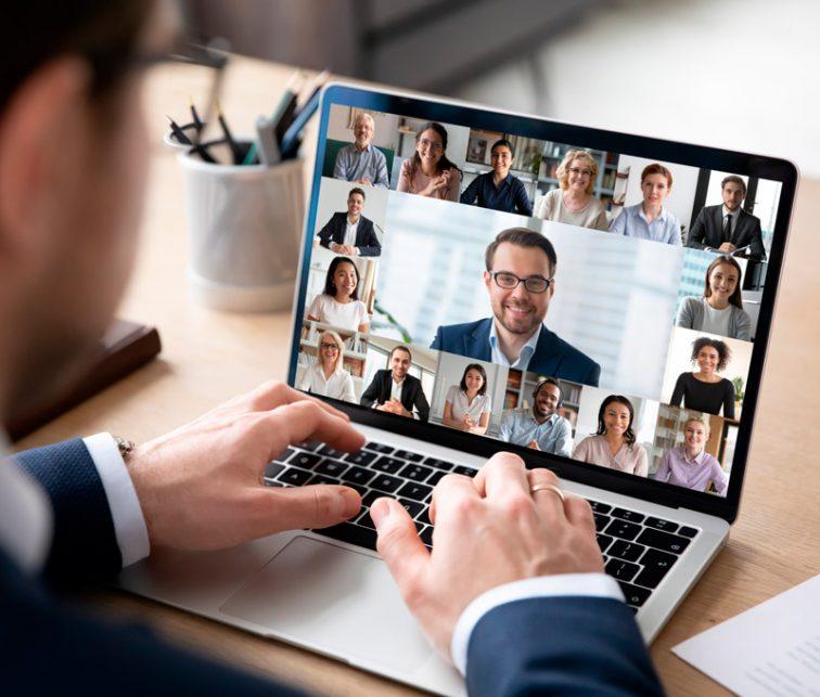como mantener conectado al equipo de trabajo pese a la virtualidad