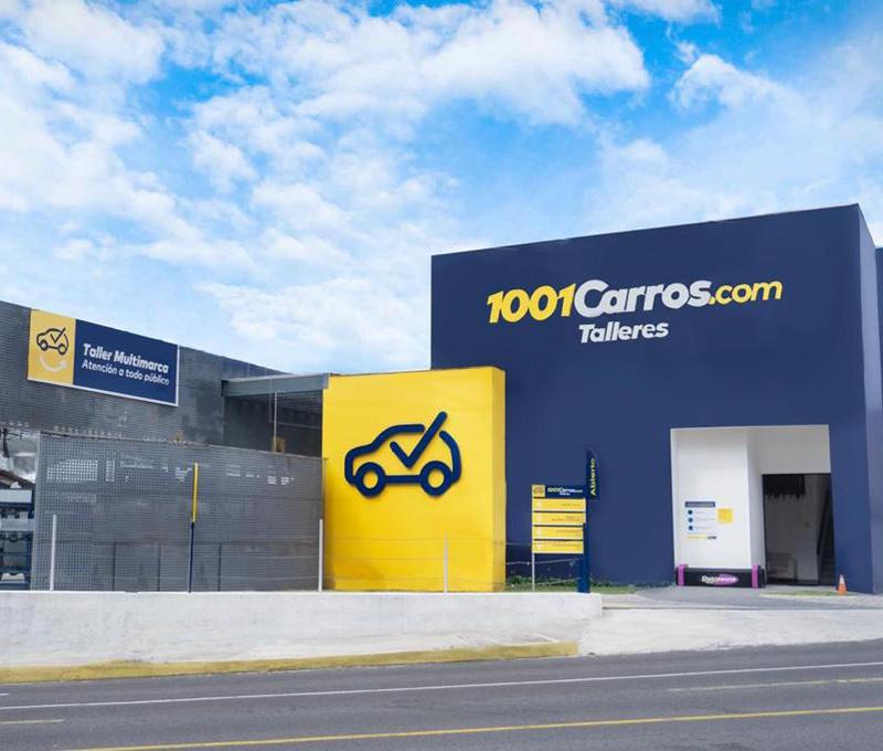 Talleres 1001 Carros, jueves de empresas, Fm Mundo