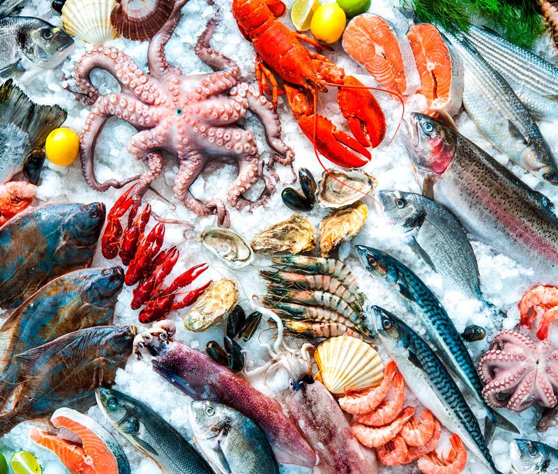 productos del mar mas costosos
