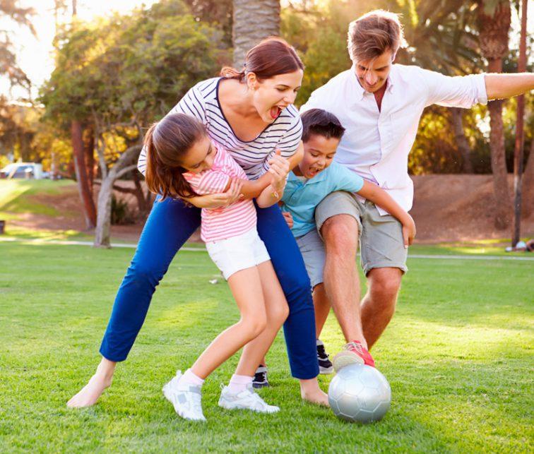 beneficios de jugar con los hijos
