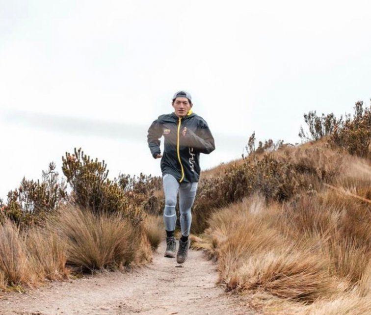 El Gran Musical, Jonathan Aucacama, ultramaratón, 224 kilómetros, 24 horas