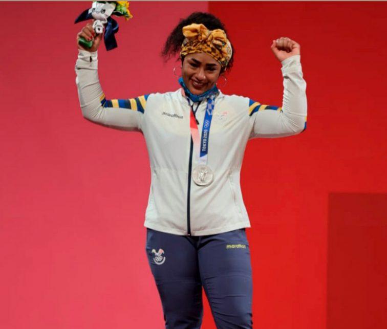 tamara salazar cuenta su experiencia en los juegos olimpicos