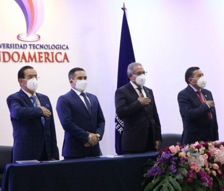 INDOAMÉRICA CUMPLE 36 AÑOS DE VIDA INSTITUCIONAL CON LA CONFIANZA DEL ECUADOR