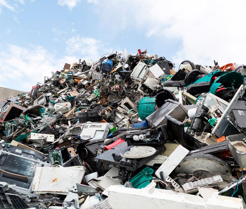 recoleccion de residuos electronicos