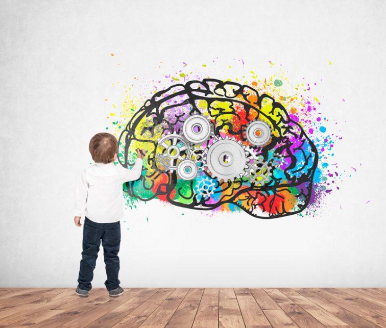 cerebro genio de los hijos