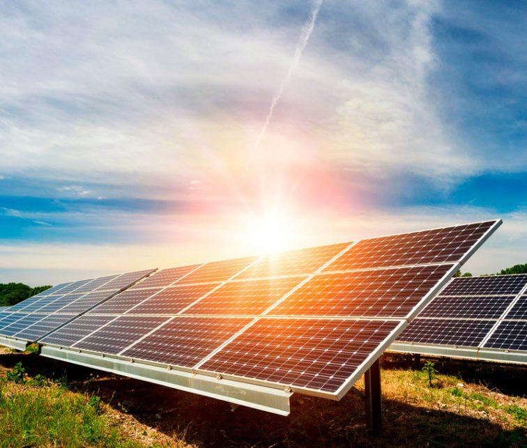 energia renovable con paneles solares